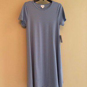 NWT LuLaRoe Carly High Low Stripe, S, SALE 2/$40